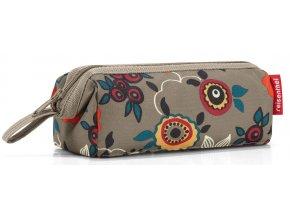 Reisenthel kosmetická taška Travelcosmetic XS berry khaki