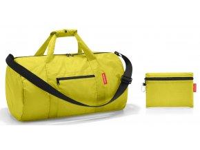 Reisenthel - taška přes rameno Mini Maxi Dufflebag apple green