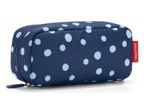 Reisenthel kosmetická taška Multicase spots navy