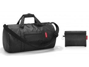 Reisenthel - taška přes rameno Mini Maxi Dufflebag black