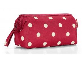 Reisenthel kosmetická taška Travelcosmetic ruby dots