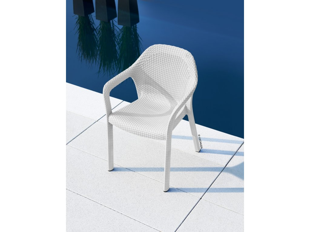 Židle LECHUZA Cottage (Barva Mokka)