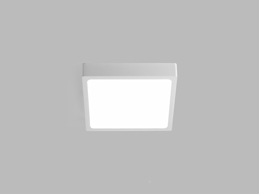 47908 ctvercove stropni svitidlo led2 1183331 slim q on s 10w 3000k