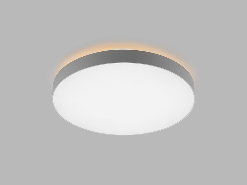 Kruhové stropní svítidlo LED2 RINGO 60 P/N, W 54+6W 3000K (Varianty DALI/PUSH - stmívatelné)