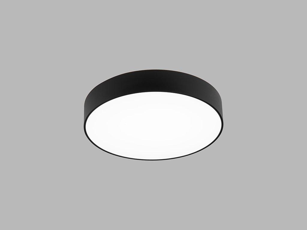 Kruhové stropní svítidlo LED2 RINGO 35 P, B 34W 3000K (Varianty DALI/PUSH - stmívatelné)