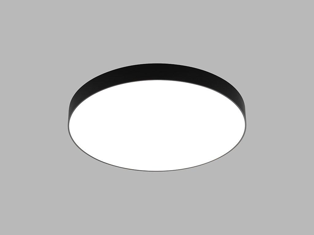 Kruhové stropní svítidlo LED2 RINGO 60 P, B 54W 3000K (Varianty DALI/PUSH - stmívatelné)