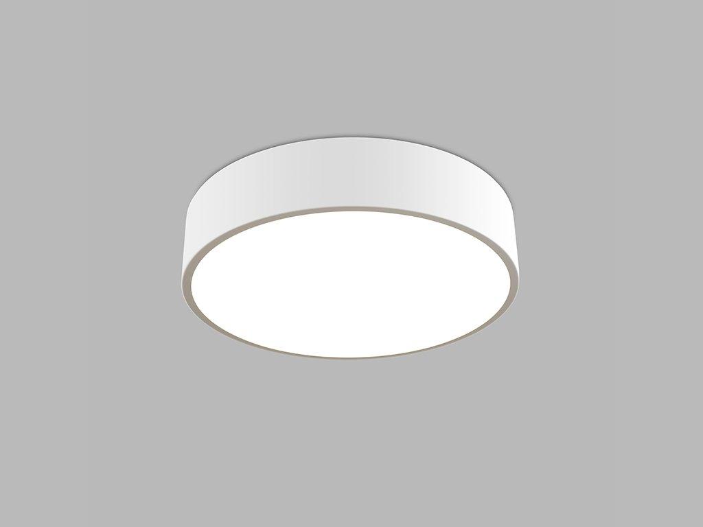 Kruhové stropní svítidlo LED2 MONO 60, W 60W (Varianty 4000K - DALI/PUSH - stmívatelná)