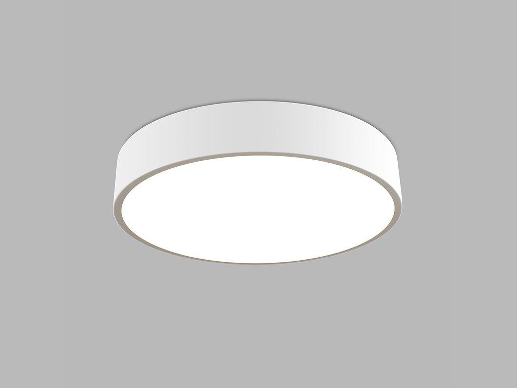 Kruhové stropní svítidlo LED2 MONO 80, W 100W (Varianty 4000K - DALI/PUSH - stmívatelná)