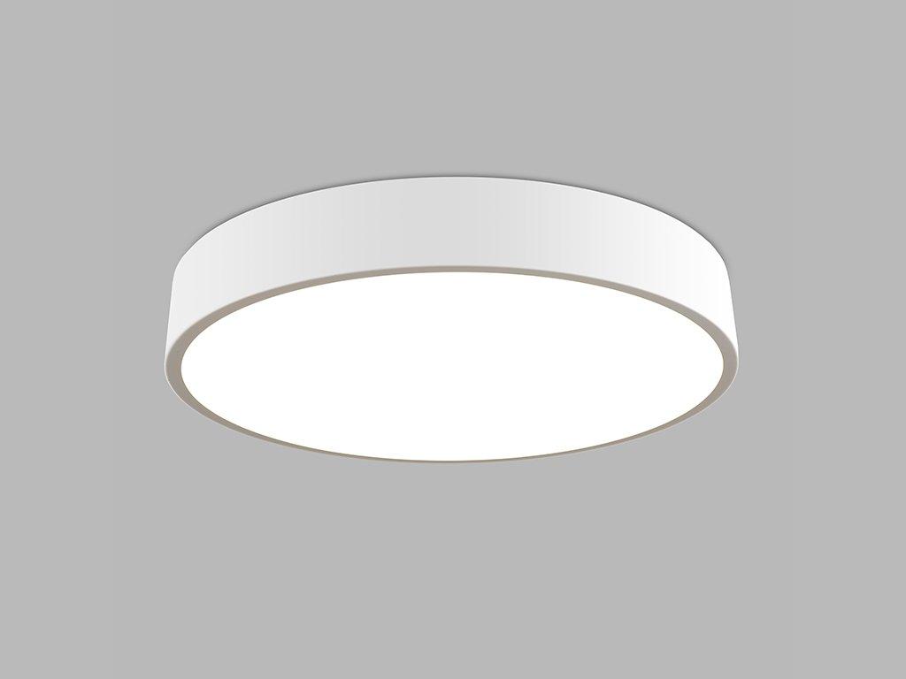 Kruhové stropní svítidlo LED2 MONO 100, W 153W (Varianty 4000K - DALI/PUSH - stmívatelná)