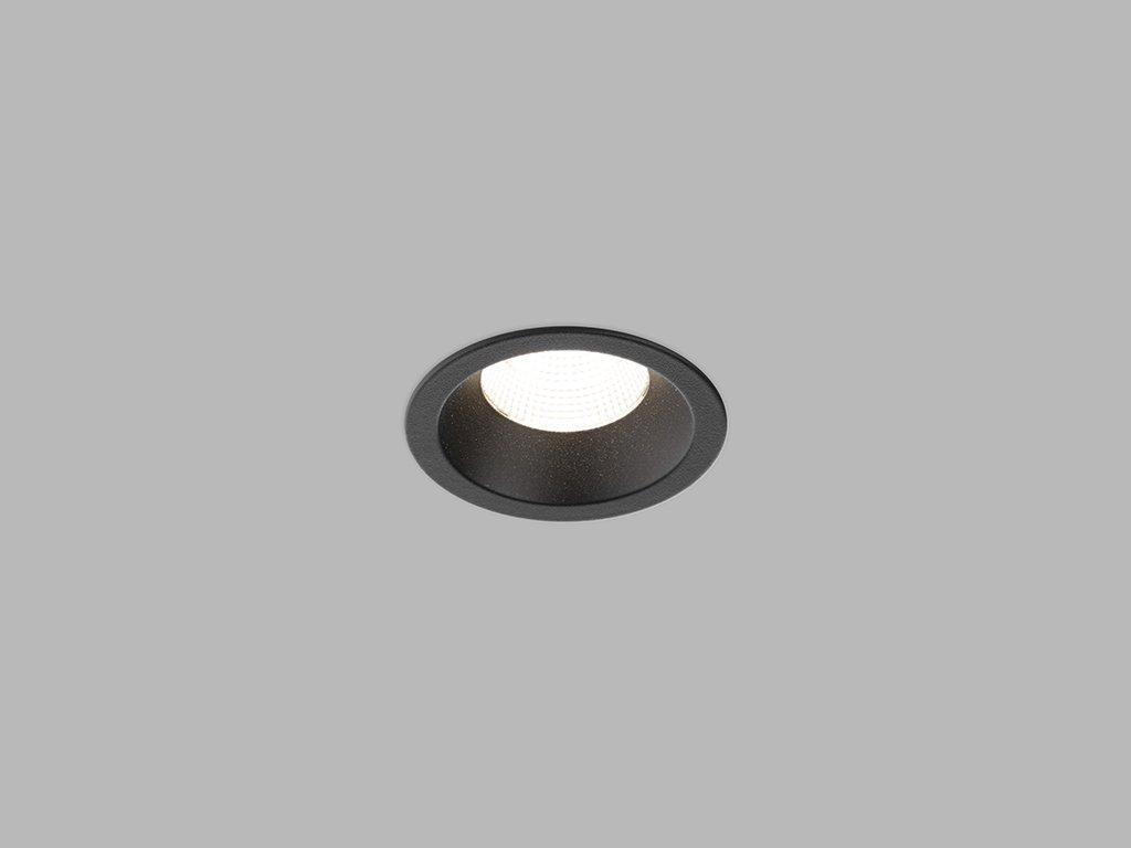 Zápustné bodové svítidlo LED2 SPOT B, B 9W (Varianty 4000K)