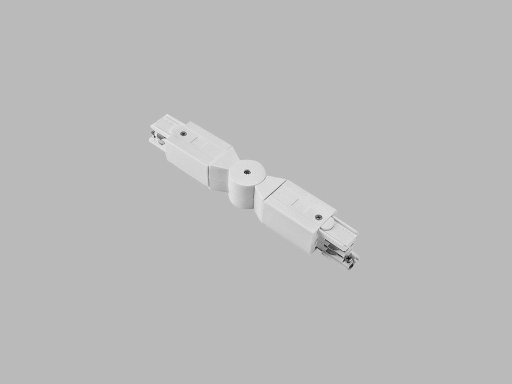 48292 led2 pro track pro m435 w adjustable connector white