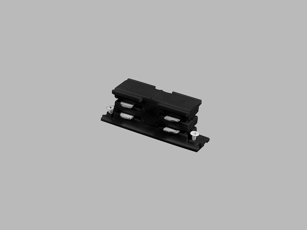 48325 led2 pro track pro 0433 b coupler black