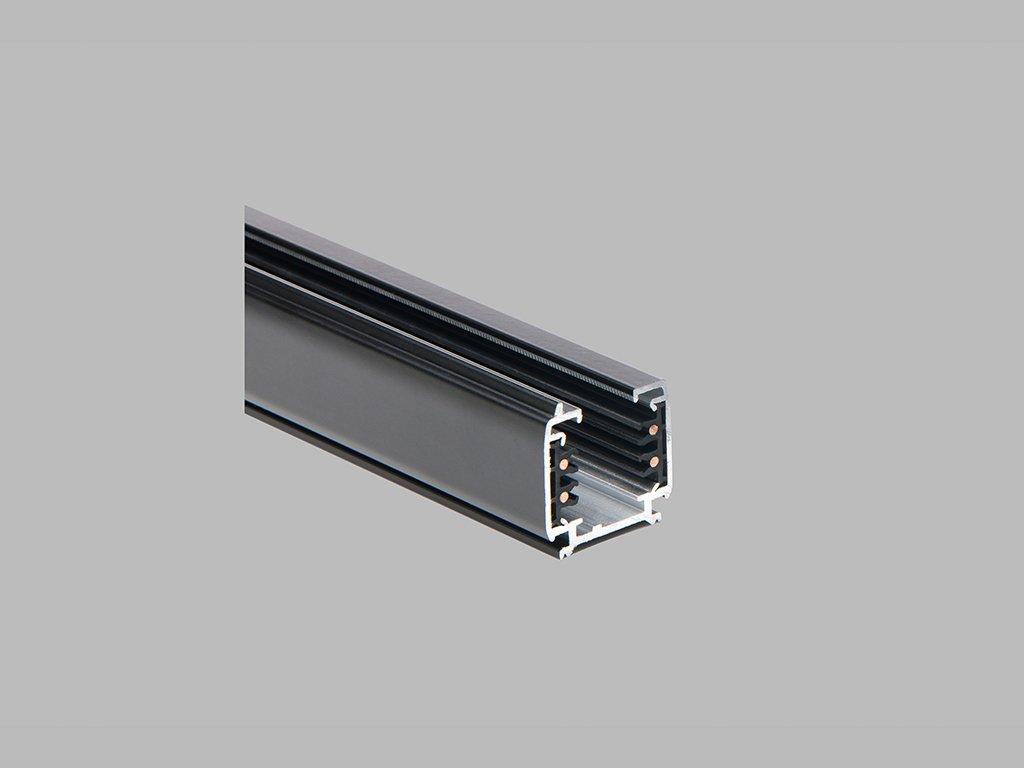 48331 hlinikovy profil pro pojizdne bodovky reno matrix a shop led2 pro track pro 0420 b track 2m black