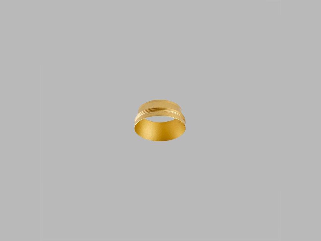 48349 led2 matrix 1 ring gold