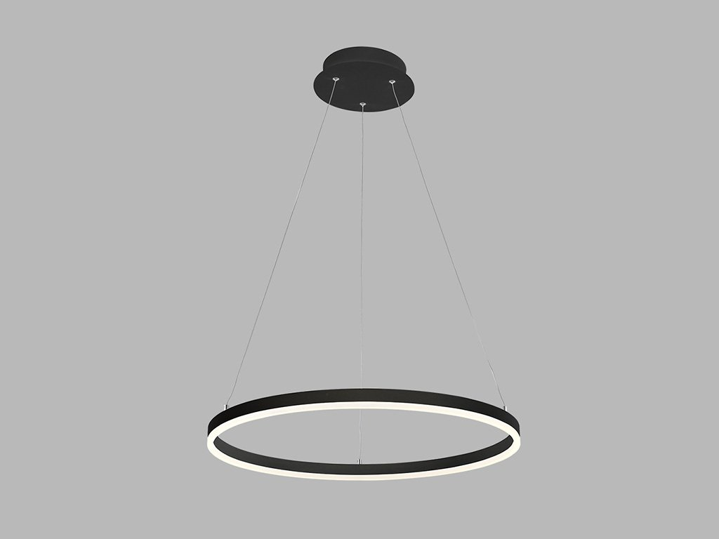 Lustr prstencový LED2 CIRCLE 60 P-Z, B 42W (Varianty DALI/PUSH - stmívatelné)