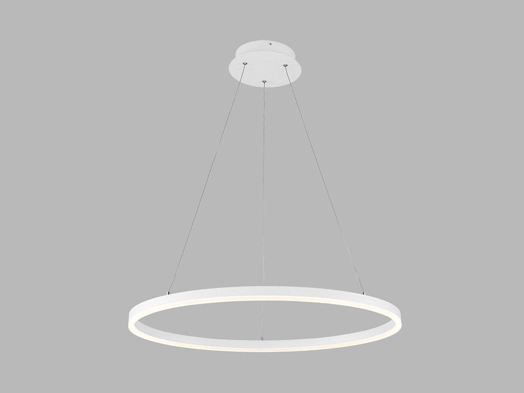 Lustr prstencový LED2 CIRCLE 80 P-Z, W 62W (Varianty DALI/PUSH - stmívatelné)