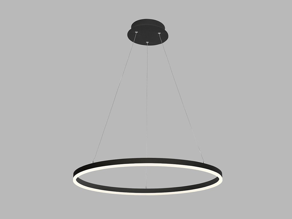 Lustr prstencový LED2 CIRCLE 80 P-Z, B 62W (Varianty DALI/PUSH - stmívatelné)