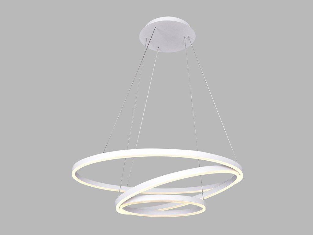 Lustr LED2 CIRCLE 3 P-Z, W 136W (Varianty DALI/PUSH - stmívatelné)