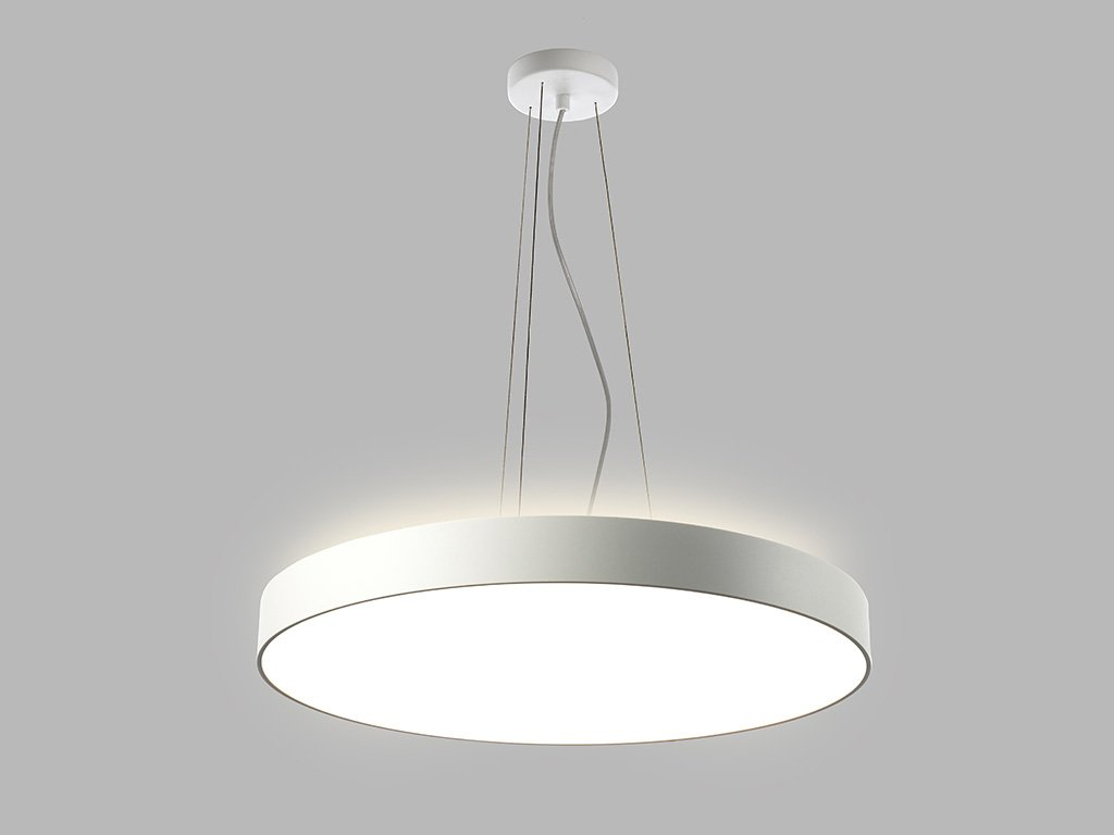 Lustr kruhový LED2 RINGO 60 P/N-Z, W 54+6W 3000K (Varianty DALI/PUSH - stmívatelné)