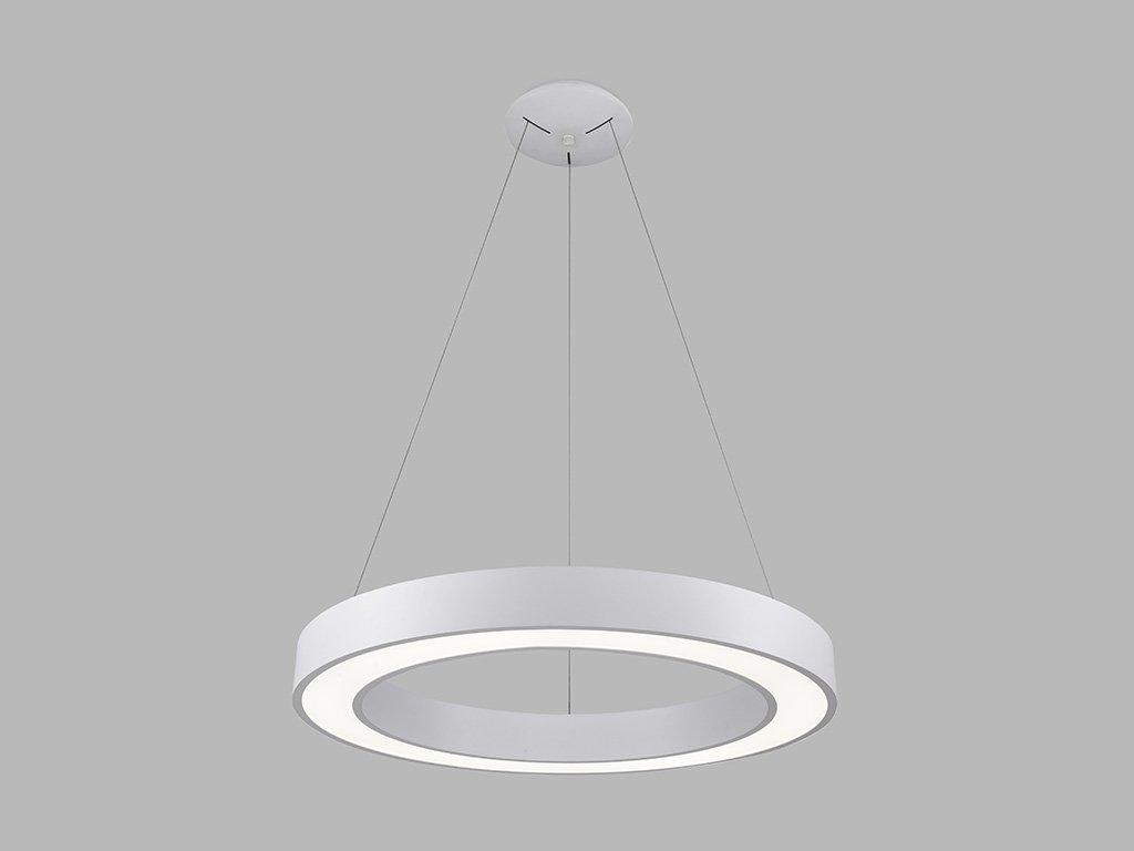 Lustr prstencový LED2 SATURN 60 P-Z, W 50W (Varianty 2CCT 3000K/4000K - DALI/PUSH - stmívatelné)