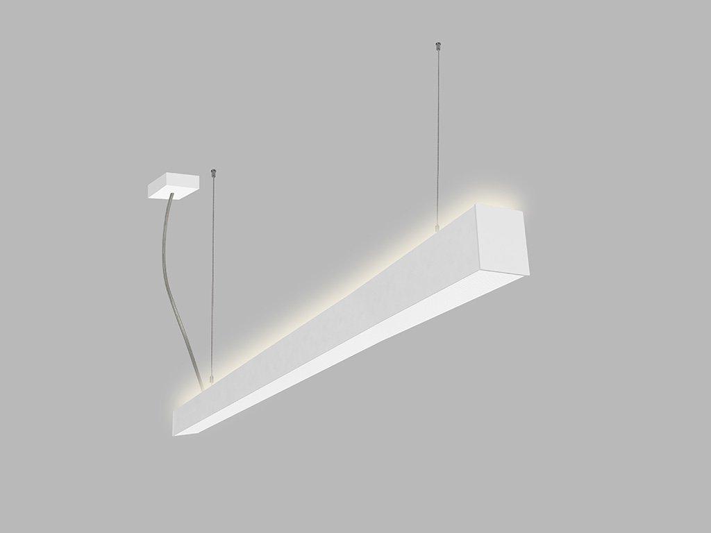 Závěsná zářivka LED2 LINO 120 P/N-Z, W (Varianty DALI/PUSH - stmívatelné)