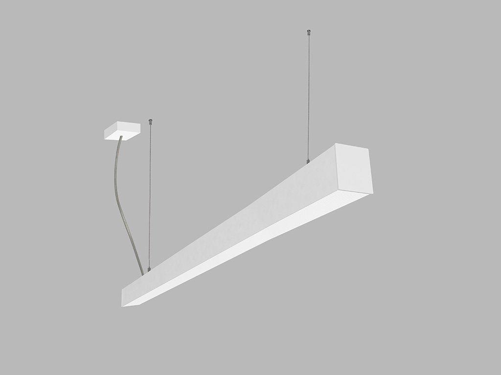 Závěsná zářivka LED2 LINO 120 P-Z, W (Varianty DALI/PUSH - stmívatelné)