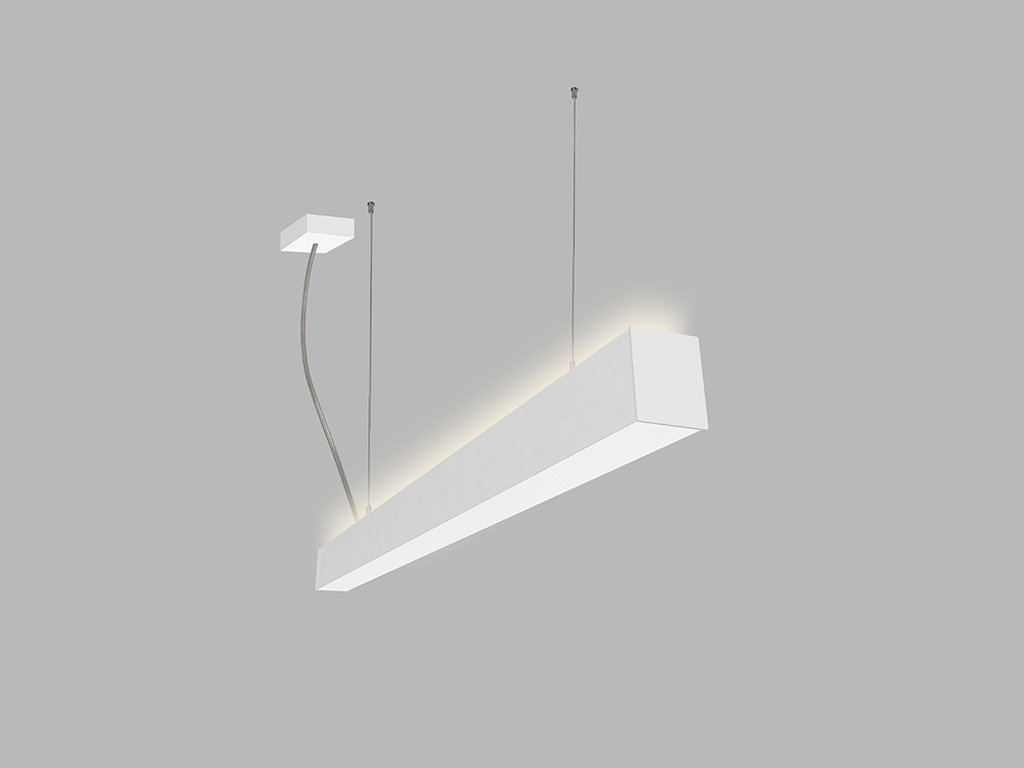 Závěsná zářivka LED2 LINO 90 P/N-Z, W (Varianty DALI/PUSH - stmívatelné)