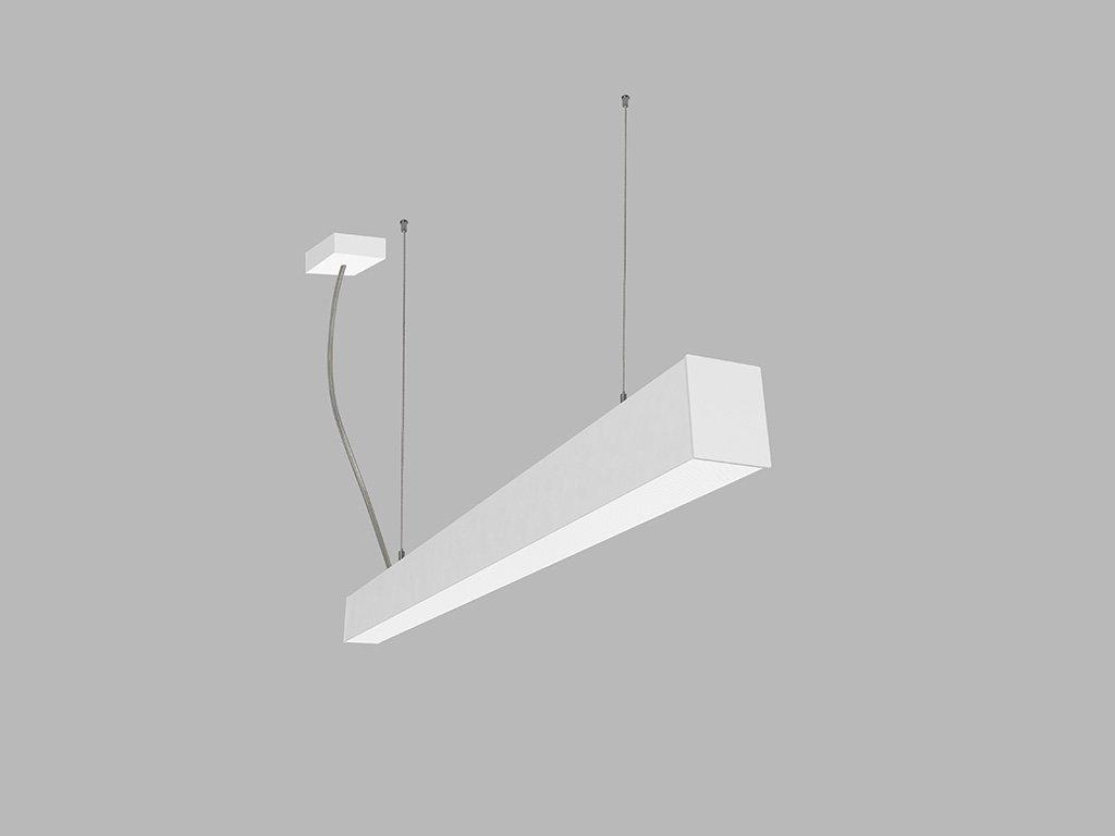 Závěsná zářivka LED2 LINO 90 P-Z, W (Varianty DALI/PUSH - stmívatelné)