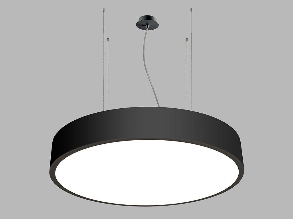 Lustr kruhový LED2 MONO 100 P-Z, B 153W (Varianty 2CCT 3000K/4000K - DALI/PUSH - stmívatelné)
