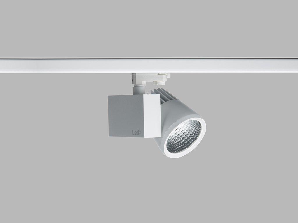 Nastavitelná bodovka LED2 SHOP LIGHT 45, W 45W (Varianty 4000K)