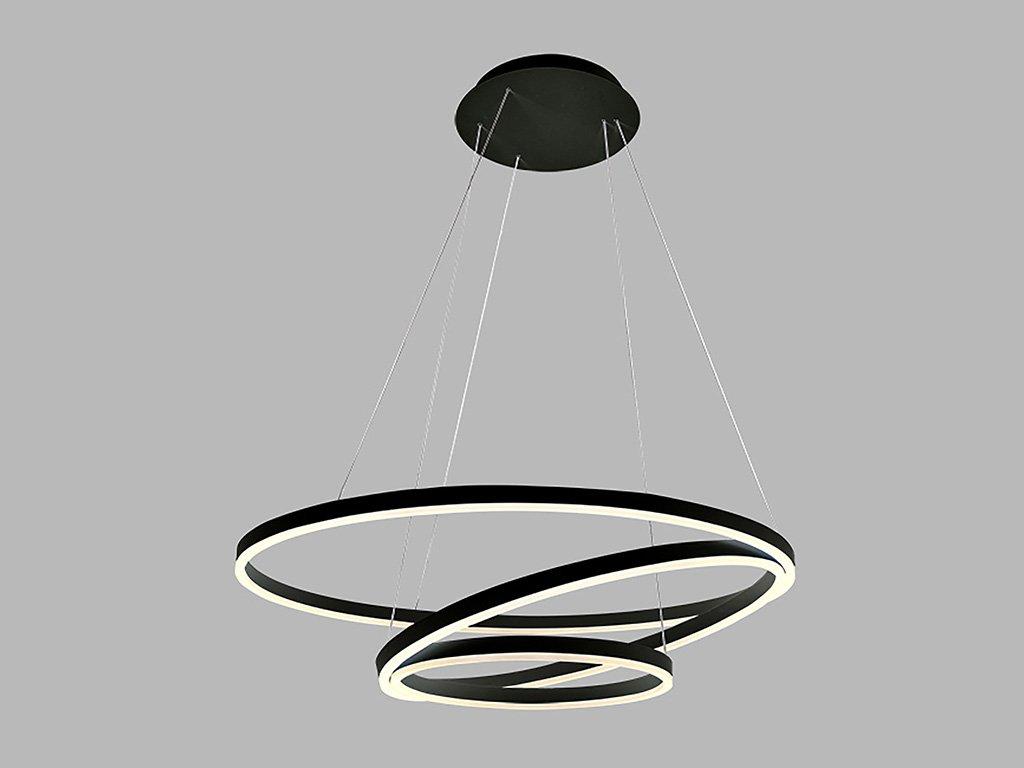 Lustr LED2 CIRCLE 3 P-Z, B 136W (Varianty DALI/PUSH - stmívatelné)