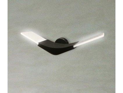 Nástěnné světlo .WINX03 (Barva Stříbrná)