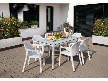 Stůl velký (Barva Mokka, Deska HPL)