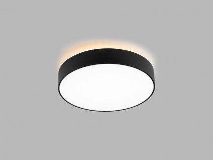 Kruhové stropní svítidlo LED2 RINGO 35 P/N, B 34+6W 3000K (Varianty DALI/PUSH - stmívatelné)