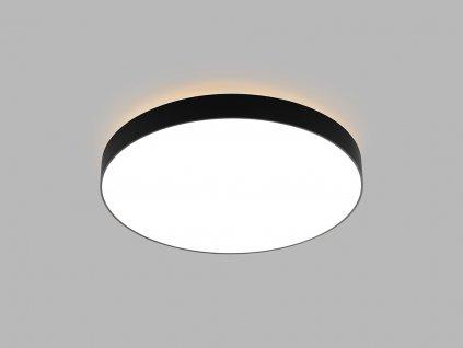 Kruhové stropní svítidlo LED2 RINGO 60 P/N, B 54+6W 3000K (Varianty DALI/PUSH - stmívatelné)