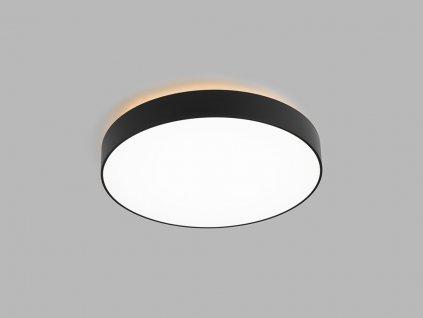 Kruhové stropní svítidlo LED2 RINGO 45 P/N, B 42+5W 3000K (Varianty DALI/PUSH - stmívatelné)