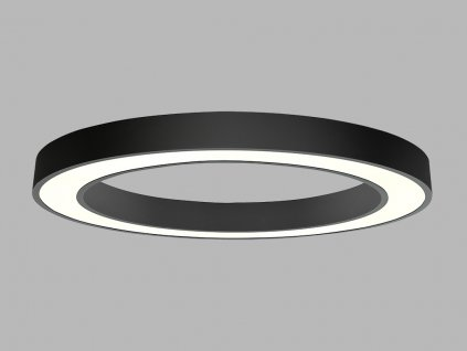 Kruhové stropní svítidlo LED2 SATURN 80, B 80W (Varianty 2CCT 3000K/4000K - DALI/PUSH - stmívatelné)