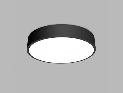 Kruhové stropní svítidlo LED2 MONO 80, B 100W (Varianty 2CCT 3000K/4000K - DALI/PUSH - stmívatelné)