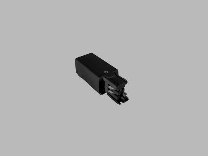 48304 led2 pro track pro 0431l b connector left black