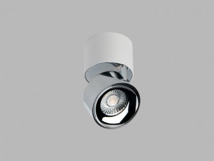 48697 bodove svetlo led2 11508315 klip on wc 11w 3000k