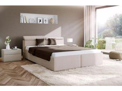 čalouněná manželská postel Ardea 180x200 nábytek blanář