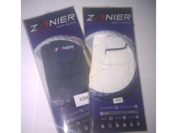 Golfová rukavice Zanier