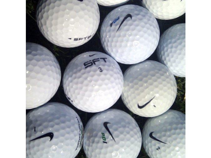 Golfové míčky Nike mix