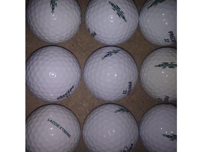 Golfové míčky Precept Xtreme