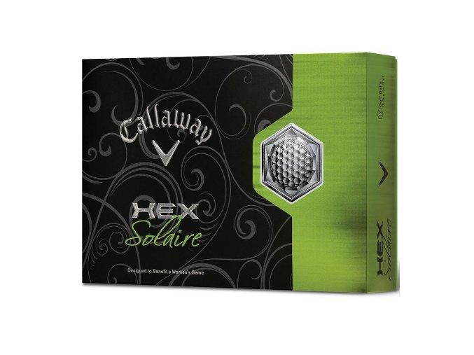 Golfové míčky Callaway HEX Solaire 3ks NOVÉ