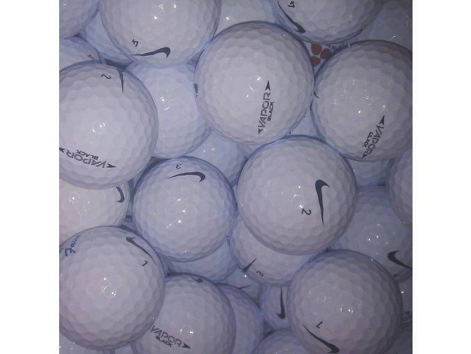 Golfové míčky Nike Vapor Black AAAA/AAA