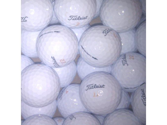 Golfové míčky Titleist Velocity