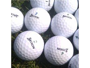 Golfové míčky Srixon mix AAAA/AAA