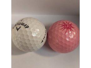 Golfové míčky Callaway Solaire