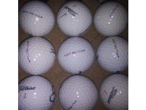 Golfové míčky Titleist DT Solo AAAA/AAA
